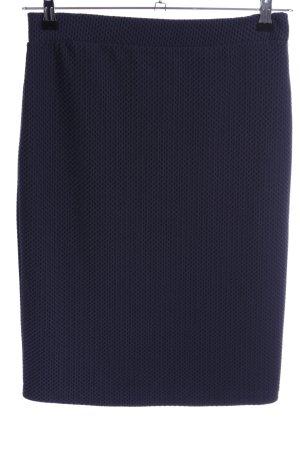 Tom Tailor Spódnica ze stretchu czarny Na całej powierzchni W stylu biznesowym