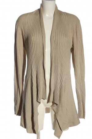 Tom Tailor Strick Cardigan wollweiß Casual-Look