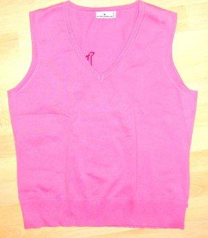 Tom Tailor Strick Pullunder Pink