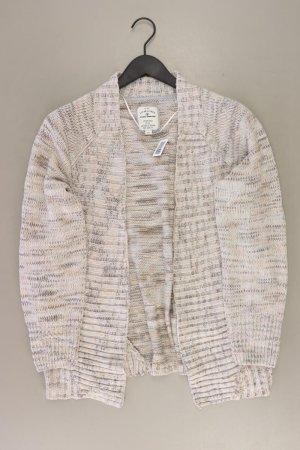 Tom Tailor Strickjacke Größe XXL Langarm grau aus Polyacryl