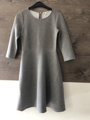 Tom Tailor Denim Robe en maille tricotées gris