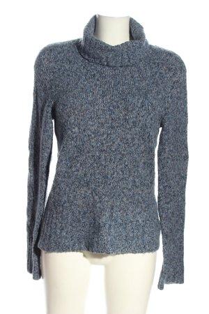Tom Tailor Pull tricoté moucheté style décontracté