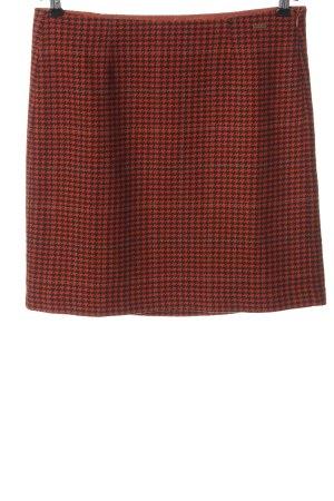 Tom Tailor Spódnica z dzianiny Wzór w kratkę W stylu casual