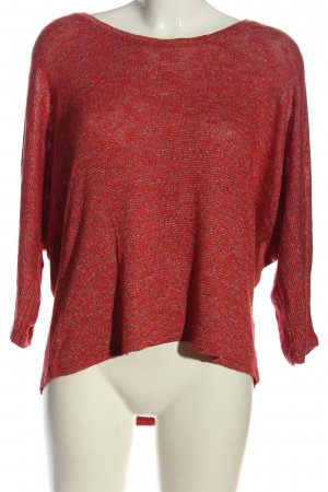 Tom Tailor Oversized Pullover rot Casual-Look