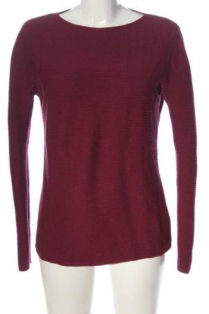 Tom Tailor Strickshirt pink Casual-Look