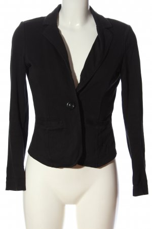 Tom Tailor Blazer sweat nero stile casual