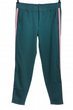 Tom Tailor Pantalone fitness multicolore stile casual
