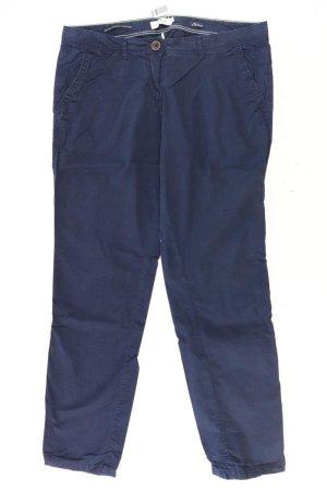 Tom Tailor Pantalon de jogging bleu-bleu fluo-bleu foncé-bleu azur coton