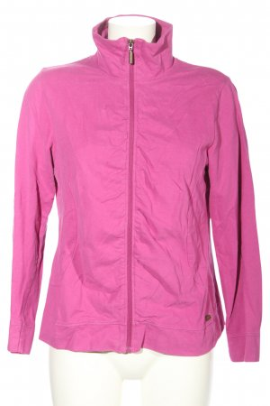 Tom Tailor Giacca fitness rosa stile casual