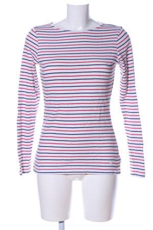 Tom Tailor Sweatshirt Allover-Druck Casual-Look