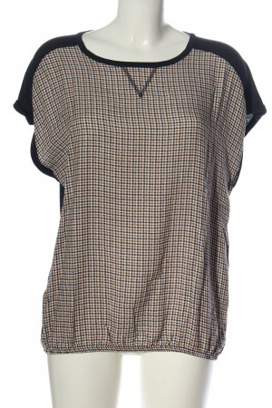 Tom Tailor T-Shirt Karomuster Casual-Look