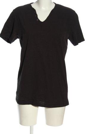 Tom Tailor T-Shirt braun Casual-Look