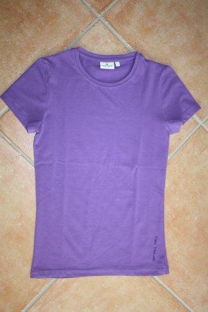 Tom Tailor T-Shirt, lila, Gr. S (36) / NEU ! / Baumwoll Shirt
