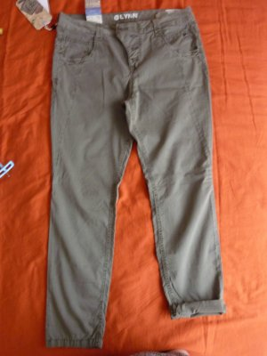 Tom Tailor Cargo Pants multicolored cotton
