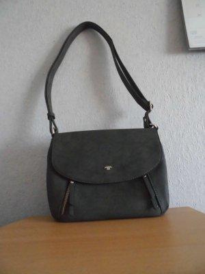 Tom Tailor Tasche Carol Dunkelgrau Neu mit Etikett NP 49,99 € OVP