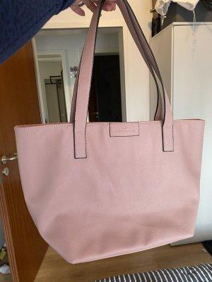 Tom Tailor Handbag dusky pink