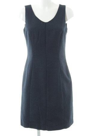 Tom Tailor Trägerkleid schwarz Punktemuster Casual-Look