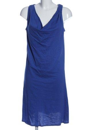 Tom Tailor Trägerkleid blau Elegant