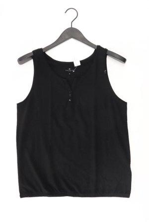 Tom Tailor Trägertop Größe XL schwarz