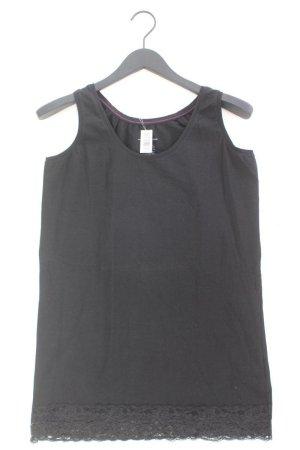 Tom Tailor Trägertop Größe XXL schwarz aus Baumwolle