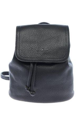 Tom Tailor Trekking Backpack black casual look