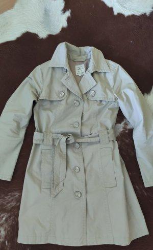 Tom Tailor Trenchcoat beige clair