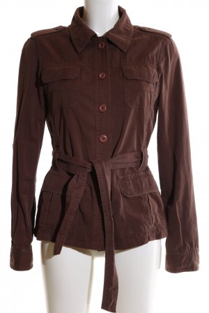 Tom Tailor Trenchcoat rot Casual-Look