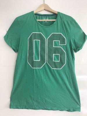 Tom Tailor Koszulka rugby zielony