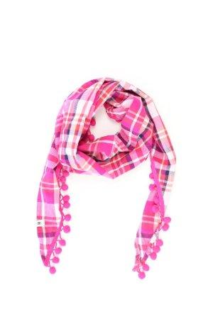 Tom Tailor Chal veraniego rosa claro-rosa-rosa-rosa neón