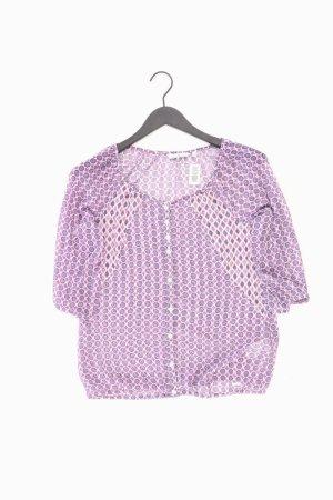 Tom Tailor Túnica lila-malva-púrpura-violeta oscuro