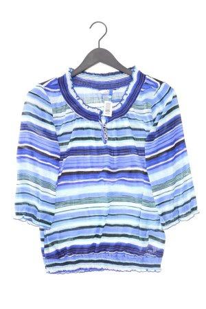 Tom Tailor Tunika niebieski-niebieski neonowy-ciemnoniebieski-błękitny
