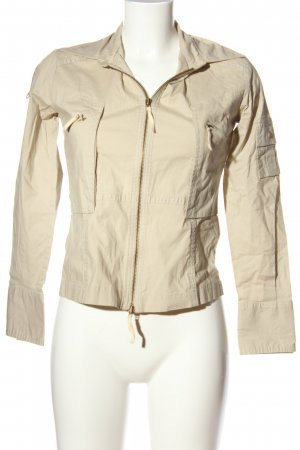 Tom Tailor Übergangsjacke creme Casual-Look