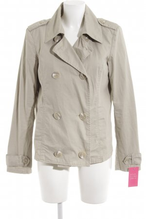 Tom Tailor Übergangsjacke beige Casual-Look