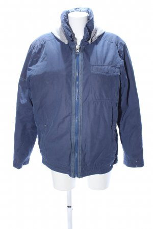 Tom Tailor Übergangsjacke blau Casual-Look