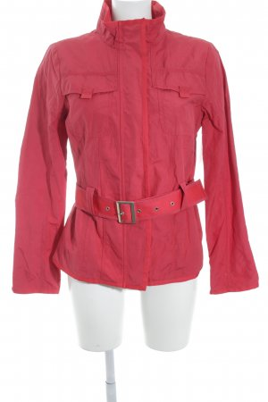 Tom Tailor Übergangsjacke rot Casual-Look
