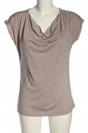 Tom Tailor Cowl-Neck Shirt nude casual look