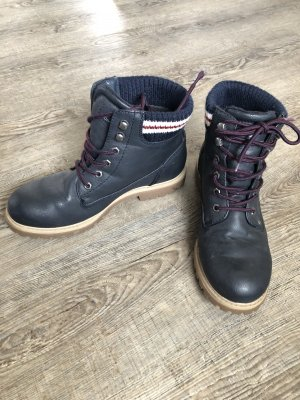 Tom Tailor Winter Boots multicolored