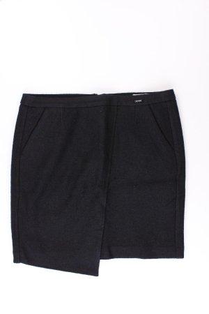 Tom Tailor Wool Skirt black wool