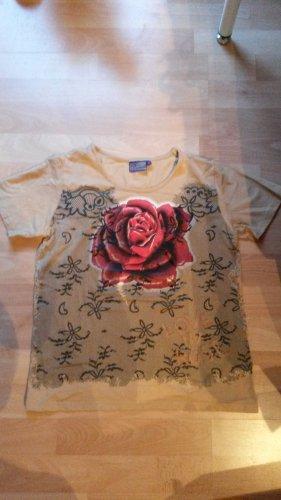 Tom Tompson Shirt Oberteil Rose M 38