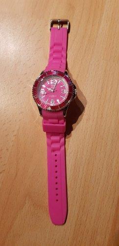Toms Zegarek automatyczny różowy
