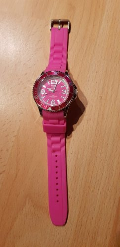 Toms Self-Winding Watch pink