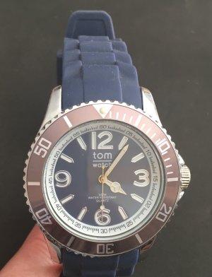 tom watch, Armbanduhr, sportlich,, blau