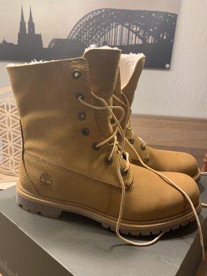 Tomberland Boots Stiefel gefüttert neu original Karton