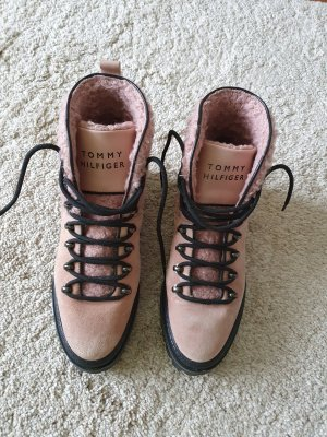 Tommy Hilfiger Snow Boots rose-gold-coloured