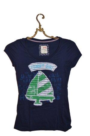 Tommy Girl Shirt (Segelmotiv) Gr. XS/S