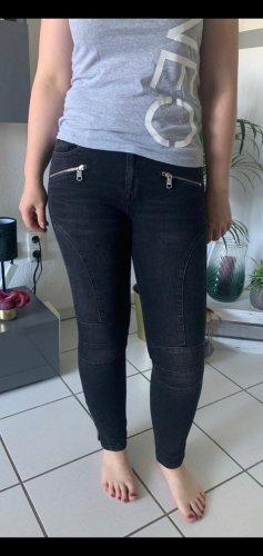 Tommy Hilfiger Jeans cigarette noir