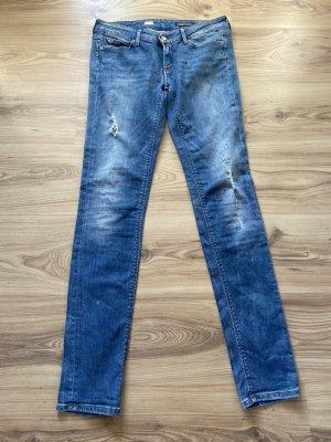 Tommy Hilfiger Slim jeans veelkleurig