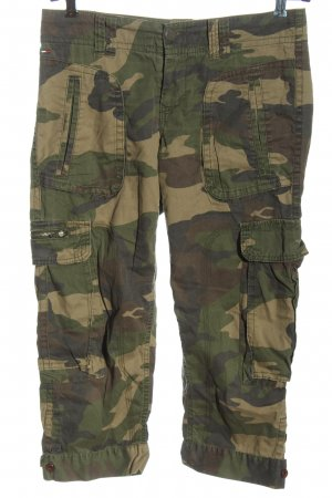 Tommy Hilfiger 3/4-Hose Camouflagemuster Casual-Look