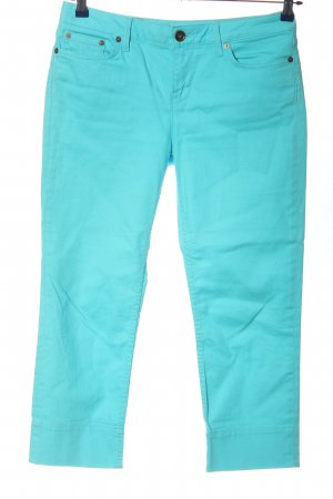 Tommy Hilfiger 3/4 Length Trousers turquoise casual look