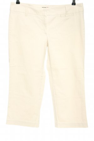 Tommy Hilfiger Pantalone a 3/4 crema stile casual